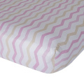 Lambs & Ivy Gingersnap Ellie Fitted Crib Sheet by Lambs & Ivy
