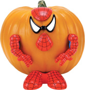Spider-Man Pumpkin Push-In