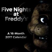 Five Nights At Freddy's 2017 18cm x 18cm Mini Calendar