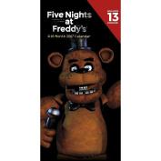 Five Nights At Freddy's 2017 30cm x 15cm Vertical Wall Calendar