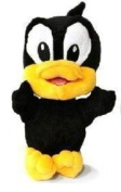 """Baby Daffy Duck 10""""/26cm - Baby Looney Tunes - Quality super soft"""