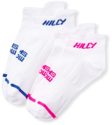 Hilly Lite Women's Socks White/Pink