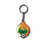 Mexico Rubber Keyring