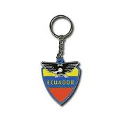 Ecuador Rubber Keyring