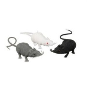 Toyday Traditional & Classic Toys Rubber Mouse