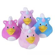 Unicorn Rubber Ducks - 12 pc