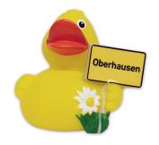Bathing Duck, City Oberhausen Wander Touring Duck