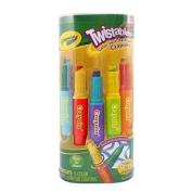 Crayola Twistables Colour Swirl Bathtub Crayons 5Pack