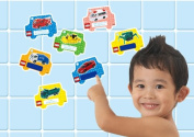 Bathing card Tomica (japan import) by Pilot ink