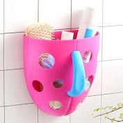 Toddler Baby Bath Toy Organiser Storage Bathroom Bag Kids Net Super Scoop Tub
