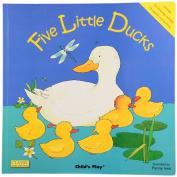 Five Little Ducks - Song & Rhyme Big Book