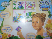 Disney Fairies Tinkerbell and Friends Tub Time Doodle Scenes