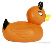 Orange Devil Duckie Rubber Duck