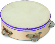 Bontempi Wooden Tambourine Musical Toy