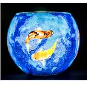 Benaya Koi Fish Tealight Holder