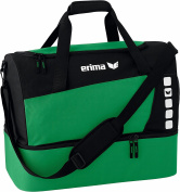 Erima Sports Bag with Bottom Compartment, 49.5 Litres