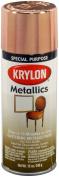 Krylon 1709 Copper Metallic Paint - 350ml Aerosol