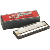 Hohner Old Standby Harmonica in Chrome - Key of E