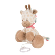 Nattou Charlotte & Rose Musical Charlotte The Giraffe