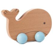 Hallmark Wooden Toy Whale BBY4607