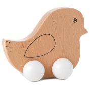 Hallmark Wooden Toy Chick BBY4606