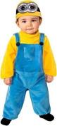 Rubie's Costume Co Baby Boys' Minion Bob Romper Costume by Rubie's Costume Co