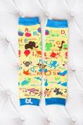 Baby Leggings Leg Warmers (ABCs) by Baby Leggings