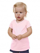 Kavio! Unisex Infants V Neck Short Sleeve by Kavio
