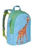 Lassig Sturdy Durable Children's Backpack, Wildlife Giraffe by Lassig