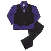 Spool 23 Baby-boys Pinstripe Vest Set by Nancy August