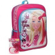 "Barbie 41cm ""Get Your Glam On"" Backpack by Accessory Innovations"