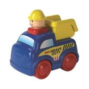 Bruin Push N Go Vehicles - Dump Truck by Toys R Us