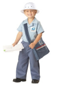 Mr. Postman Boy's Costume by California Costumes