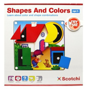 Scotchi Shapes And Colours by Happykid
