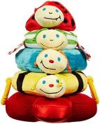 Edushape 925105 Happy Baby Stacker Baby Toy by Edushape