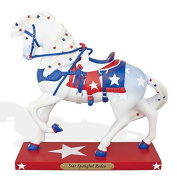 Trail of Painted Ponies Star Spangled Rodeo Figurine by The Trail of Painted Ponies