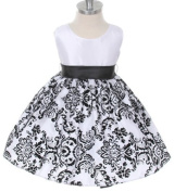 Kids Dream Girls Velvet Special Occasion Dress with Removable Sash by Kids Dream