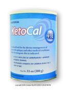 Nutricia North America Ketocal 4:1 Powder, 300 Gramme Can by NUTRICIA SHS N. AMERICA