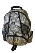 Baby Sherpa Nappy Backpack, Digital Camouflage by Baby Sherpa