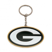 Green Bay Packers Official American Football Gift Keyring - A Great Christmas / Birthday Gift Idea For Men And Boys