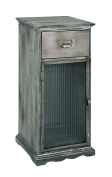 HAKU Furniture Chalked Up Copper Antique Commode 72 x 30 x 30 cm