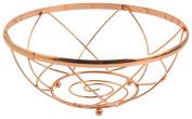 Galileo Casa Fruit New Copper, Copper, 24 X 24 X 10 cm
