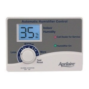 Aprilaire #62 Humidistat With Blower Activation by Aprilaire
