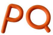 Chewy P's & Q's Orange