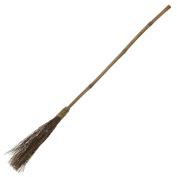 Amscan International 845351-55 1.3 m Straw Witch Broom