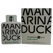 Mandarina Duck Black And White By  Eau De Toillette   Spray 100ml