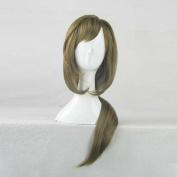 Kiznaiver Maki Honoka Green Straight Cosplay Wig