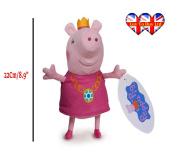 Peppa Pig Plush Toy, 6 Characters,original:Daddy,Mummy,Peppa & George Pig