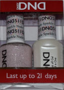 DND (Gel & Matching Polish) 511 - Nude Sparkle