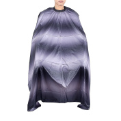 New Durable Nylon New Durable Nylon Hair Cut Hairdressing Hairdressers Barbers Cape Gown Doubtless Bay